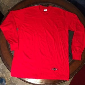 Long sleeve Supreme shirt BRAND NEW